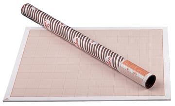 Millimeterpapier ft 50 x 65 cm, losse bladen