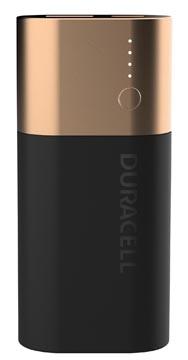 Duracell Powerbank, 6700 mAh, zwart - koper, 1 stuk