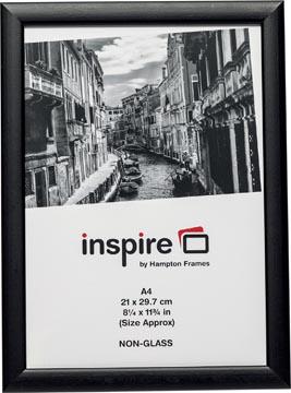 Hampton Frames Inspire houten fotokader, A4