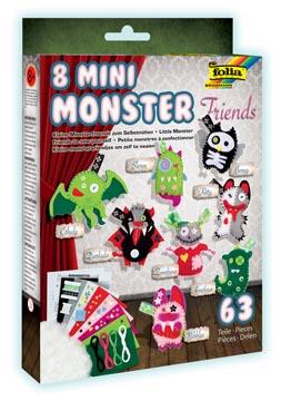 Mini monsters set