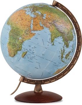 Wereldbol Primus, diameter 30 cm, Frans