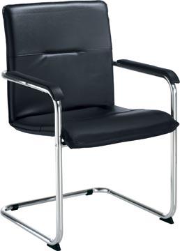 EOL bezoekersstoel Nomina, set van twee