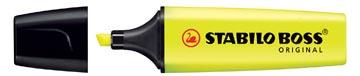 STABILO BOSS ORIGINAL markeerstift, geel