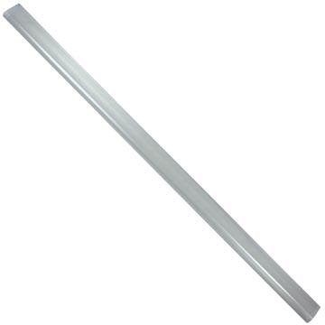 STAR klemruggen capaciteit tot 60 vel, 10 - 12 mm, transparant