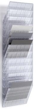 Durable Flexiboxx 12 A4 Landscape transparant