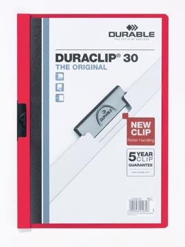 Durable klemmap Duraclip Original 30 rood