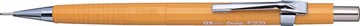Pentel vulpotlood voor potloodstiften: 0,9 mm, gele houder